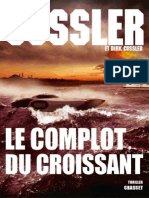 Clive Cussler - Le Complot Du Croissant