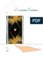 ANABASIS, KATABASIS, ASTERION