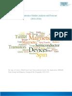 Global Spintronics Market Analysis and Forecast.pdf