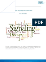 Global Signaling Devices Market