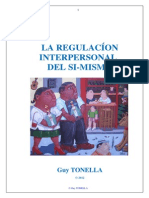 Tonella, 2013, La Regulacion Interpersonal Del Si-mismo