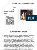 Jung and Gender by Susan Rowland