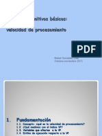 4ª ponencia, velocidad de procesamiento.ppt