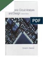 Electronic Circuit Analysis DONALD NEAMAN