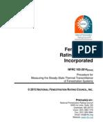 NFRC_102-2014