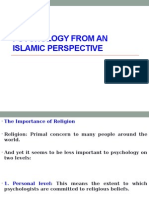 Islamic Perspective (1)