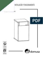 Manual Caldera Domusa Sirena JUL 06