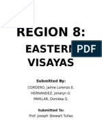 Region 8 Philippines Final Written Report