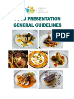 Food Presentation Manual