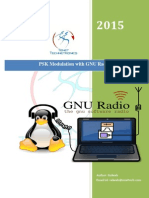 Phase-shift Keying With GNU Radio