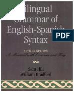 Bilingual Grammar
