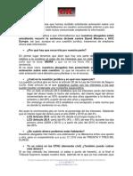 FAQS Recurso Contra HCC Europe