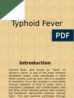 Typhoid Fever Para Present