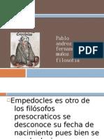 Pablo Andrez Fernandez Muñoz Filosofia
