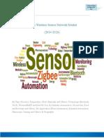 Global Wireless Sensor Network Market (2014-2020)