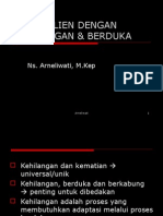 ASKEP klien DENGAN KEHILANGAN & BERDUKA nely akper tabrani 7 des 2012.ppt