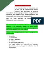 LA COMUNICACIÓN-resumen Martha Marín