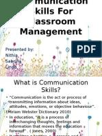 Managing PPT