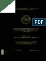 filtro prensado permeabilidad