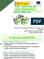 Curso_gestion de Residuos Primeros Temas