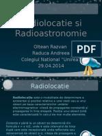Radiolocatie Si Radioastronomie