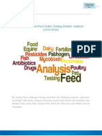 Global Animal Feed Safety Testing Market Brochure