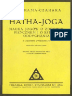 Rama Czaraka - Hatha Joga