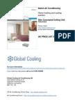 Daikin Concealed Slimline Air Conditioning