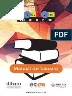 Manual de Usuario Bibliometro