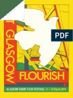 Glasgow Short Film Festival 2015 Brochure