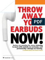 earbuds texts
