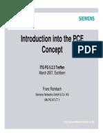 PCE Concept