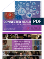Connected Reality 2025 – Next Wave of Digital Transformation
