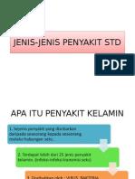 Jenis-jenis Penyakit Std