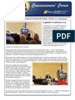 CCAWV Newsletter 02.2014
