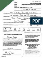 Denny Pierson Pre-General Report