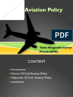 Civil Aviation Policy (India)