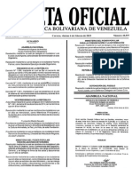 Gaceta Oficial 40.597 Oficialización Aumento de Sueldo - Notilogia