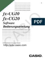 Anleitung Fx-CG10 20