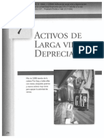 Activos de Larga Vida y Depreciación