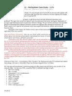 nur 3112 spring2014 multisystem case study