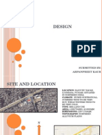 NIFT PROPOSED SITE