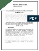 Documentos Financieros INTERNACIONALES