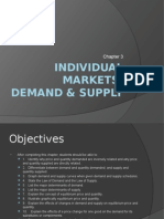 econ ch 3 individual markets