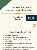 1  Basic Stats Introduction