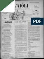 L'Aiòli. - Annado 08, n°286 (Decèmbre 1898)