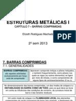 CAPITULO 7-Barras Axialmente Comprimidas