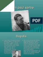 Jean Paúl Sartre