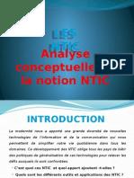 les NTIC1
