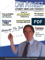 American Atheist Magazine May/June 2009